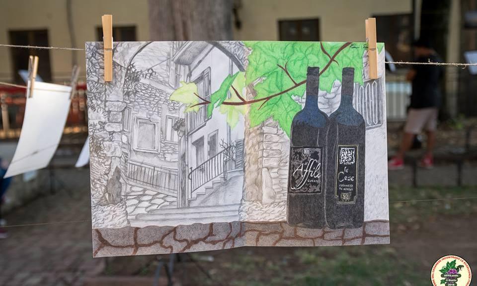 Un disegno che coniuga l'evento. Semplice, sostanziale e ricco di una buona selezione di prodotti. Foto - archivio della manifestazione.
