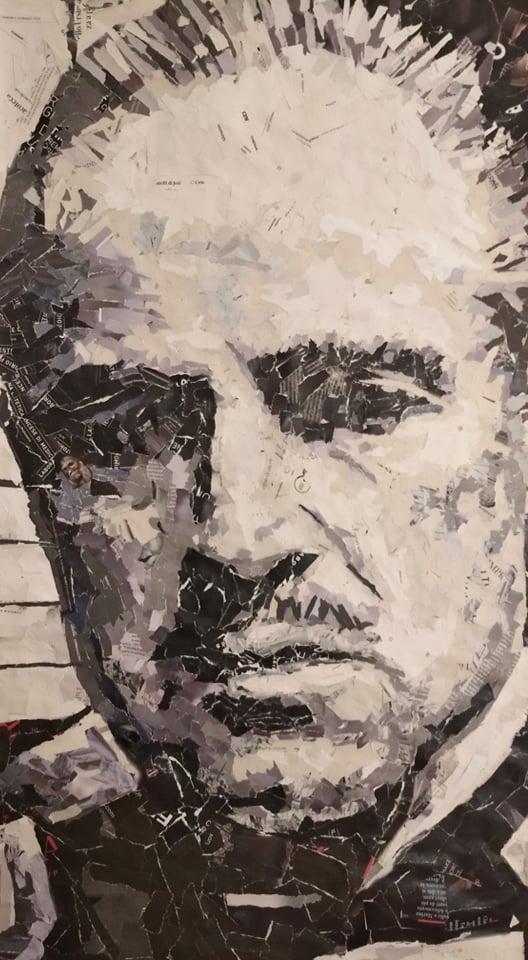 Marlon Brando nei panni di Don Vito Corleone