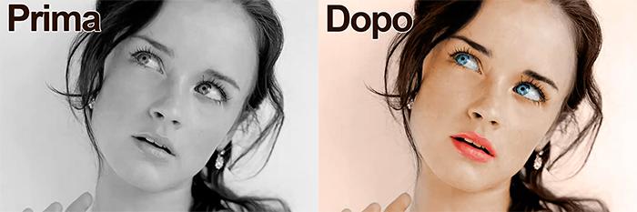 Come Colorare Foto In Bianco E Nero Usando Photoshop Tutorial