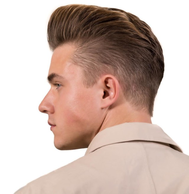 tendência de corte de cabelo