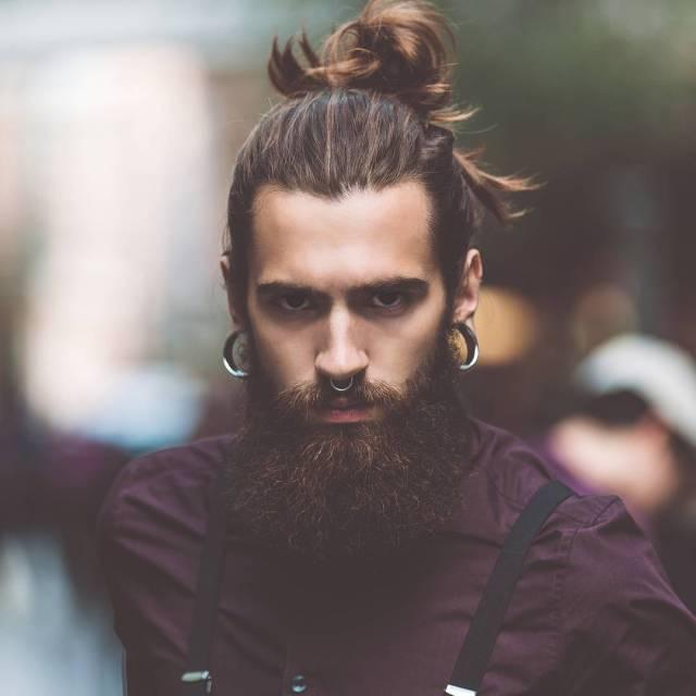 barba cheia