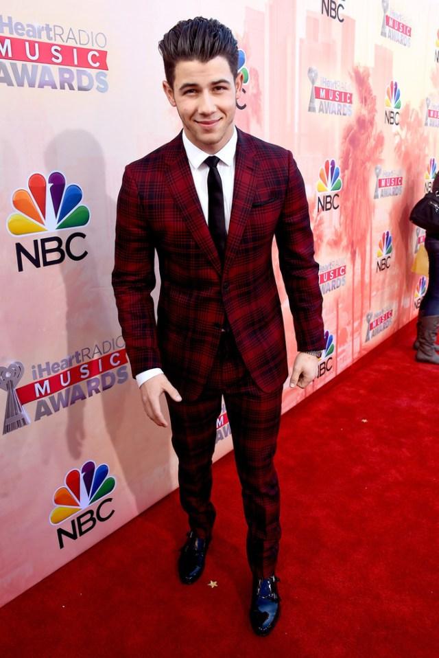 Outfit Nick Jonas