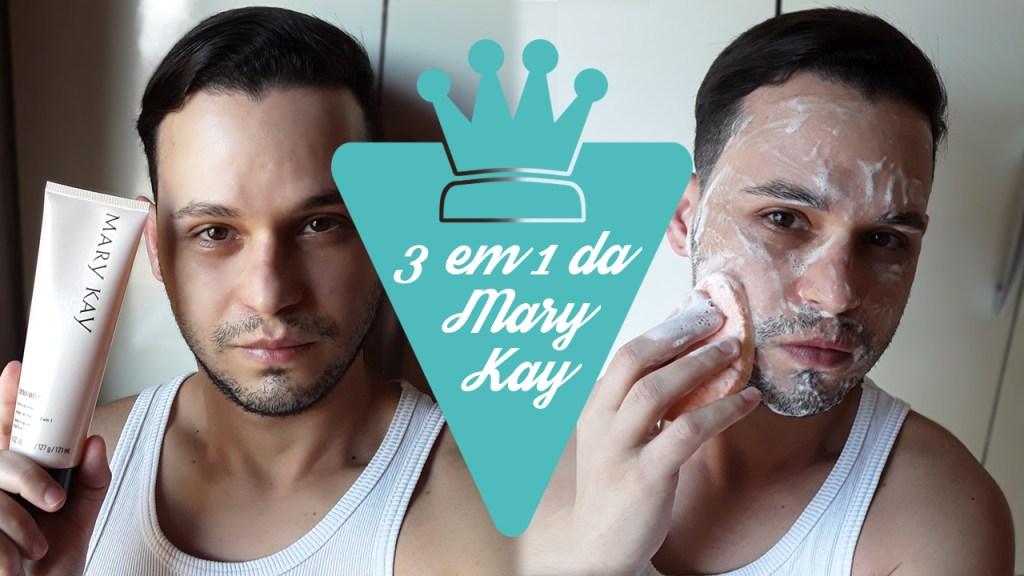 Creme de Limpeza facial da Mary Kay