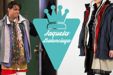 Jaqueta da Balenciaga virou piada