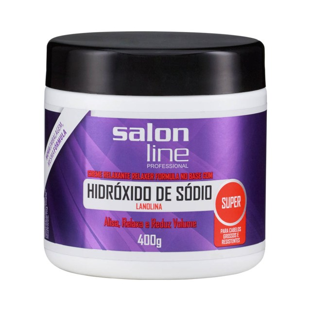 Hidróxido de Sódio da Salon Line