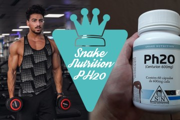 Suplemento PH20 da Snake Nutrition