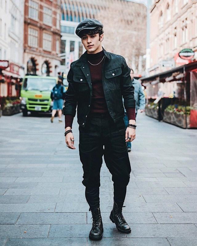Looks de outono - moda masculina