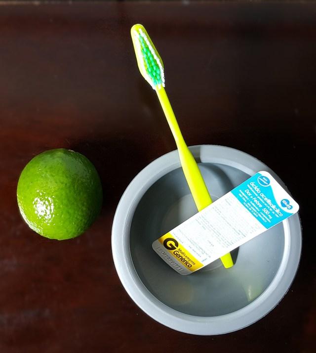 Cuidados faciais: Peeling de limão e aspirina