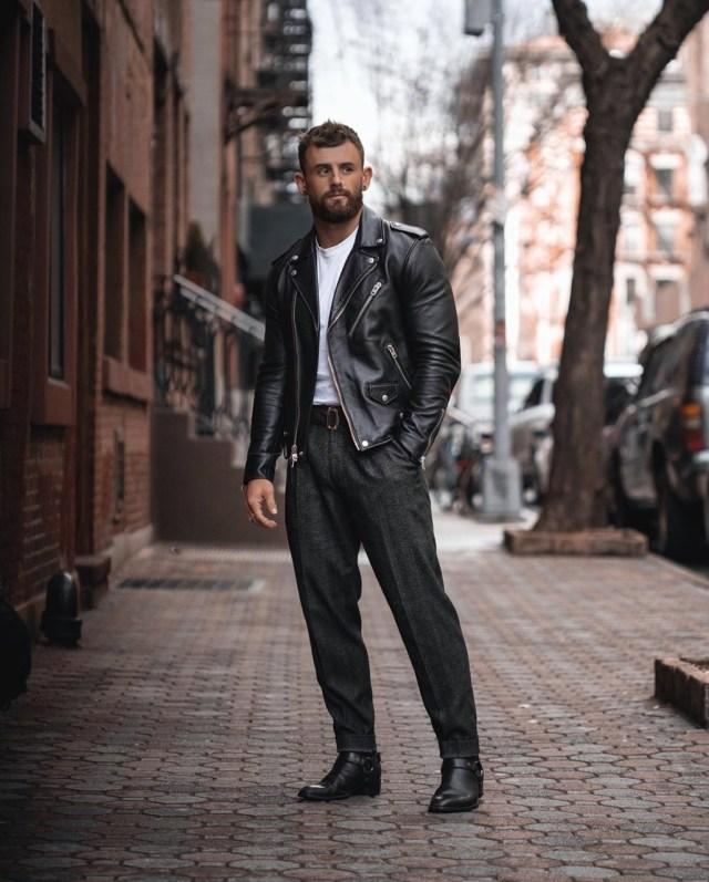 Calçado masculino: bota Harness