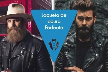 Como usar a jaqueta Perfecto masculina