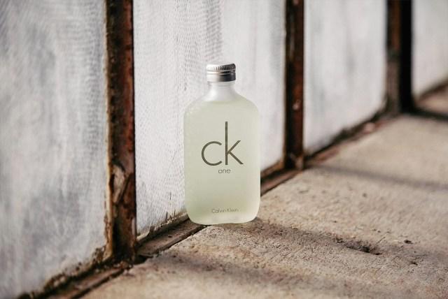 Perfume CK One da Calvin Klein
