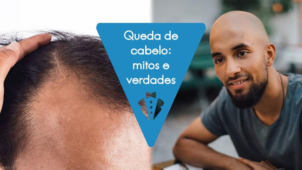 Queda de cabelo masculino: mitos e verdades