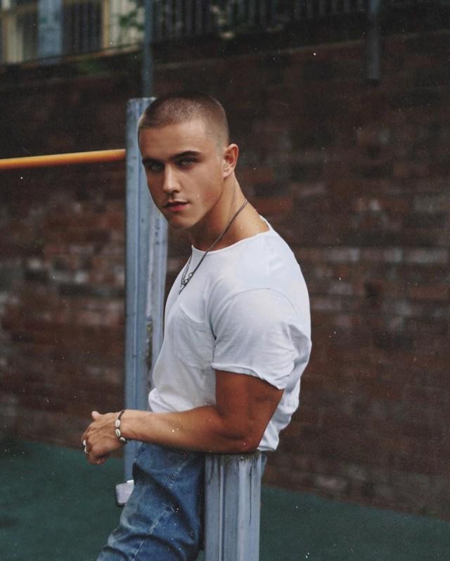 Corte de cabelo masculino Burr Cut