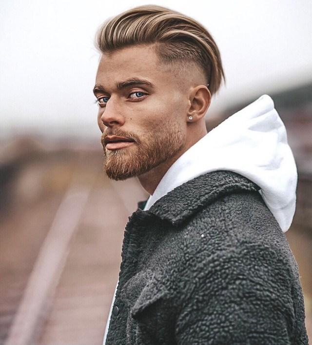 Cortes de cabelo militar para homens