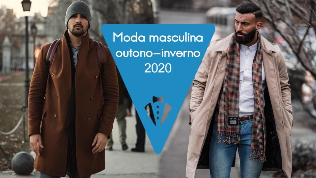 Moda masculina outono-inverno 2020
