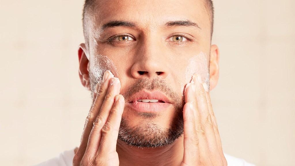 Skincare para homens