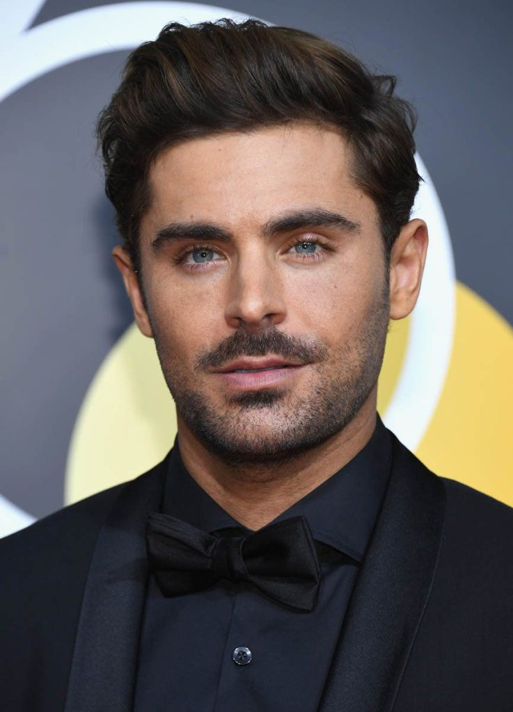 Barba do Zac Efon