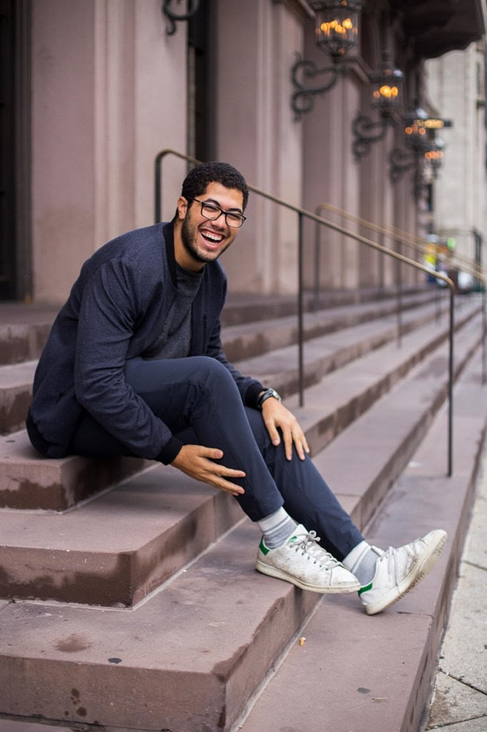 Marco da Moda: tênis masculino