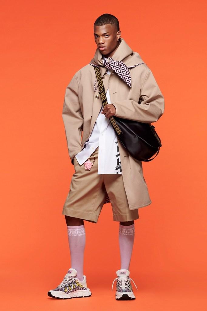 Versace Spring Summer fashion for men
