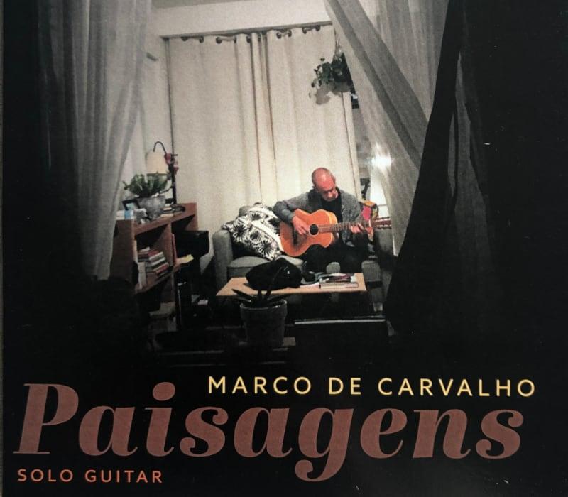 Album Paisagens Marco de Carvalho