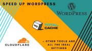 Velocizzare WordPress | Guida 100% Gratis e Immediata
