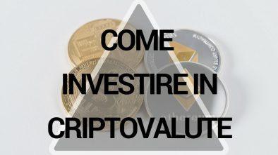investire in criptovaluta