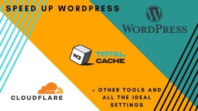 speed up wordpress 1