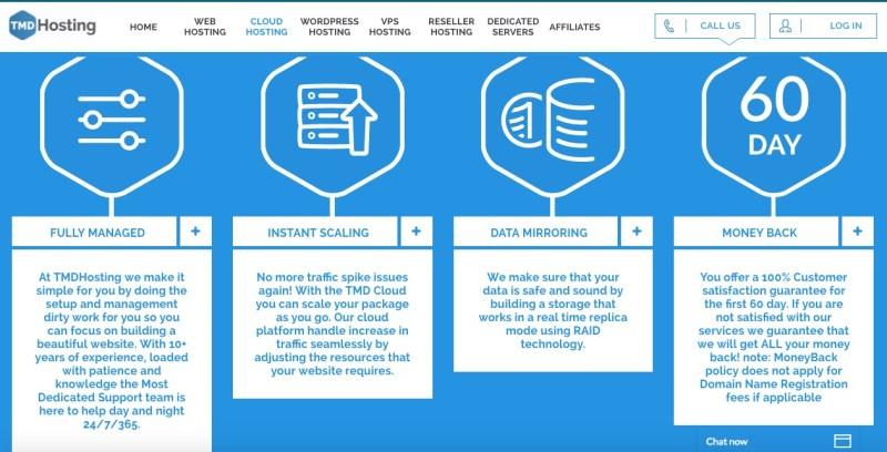 tmd cloud hosting deal