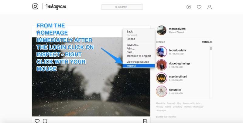 come pubblicare su instagram da pc