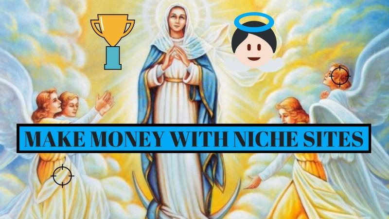 make money with a niche site