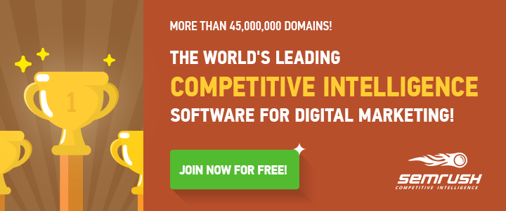 get semrush free trial now