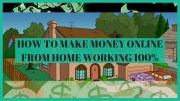 How To Make Money Online From Home Effective Methods