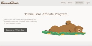 tunnelbear affiliate