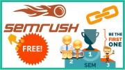 Come Usare SEMRush Gratis E Recensione SEMRush