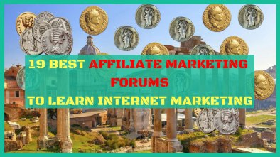 best affiliate marketing forums