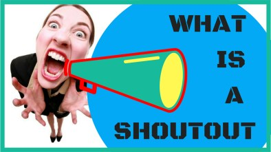 what is a shoutout