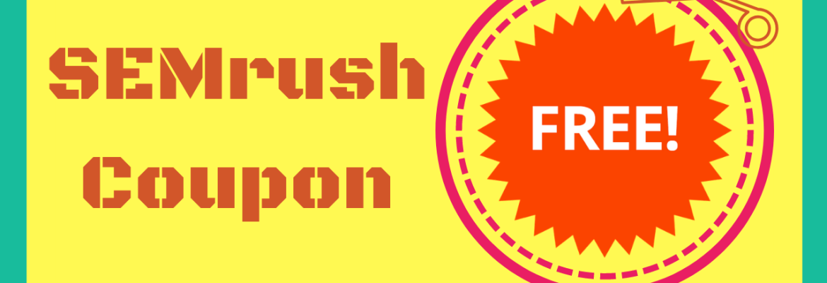 semrush coupon