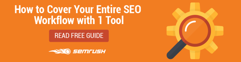 semrush cover your seo with one tool