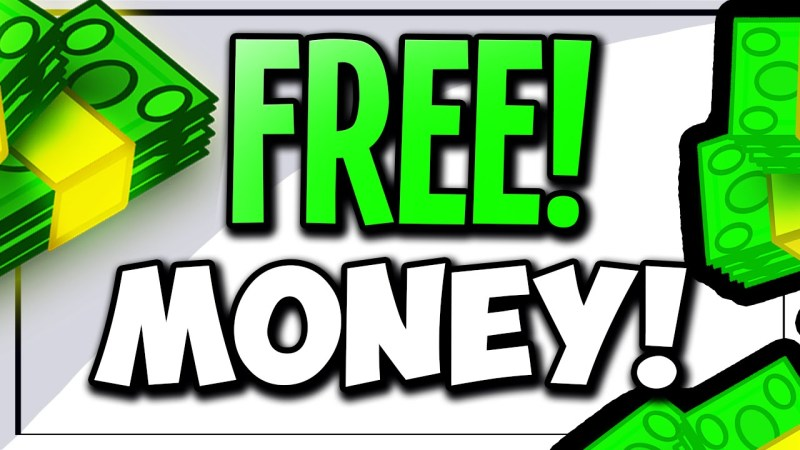 free money for everyone