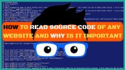 How To View Source Code Of Any Website And Why