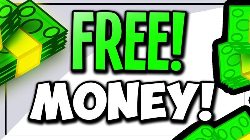 soldi gratis per tutti
