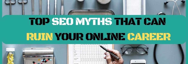 top seo myths