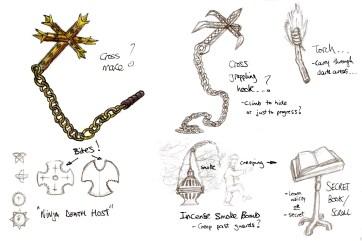 Weapon / Ability Ideas
