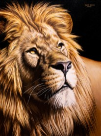 Acrylic on canvas, 32×24 in (80x60 cm), 2021