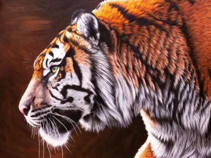 Acrylic on canvas, 24x32 in (60x80 cm), 2020 