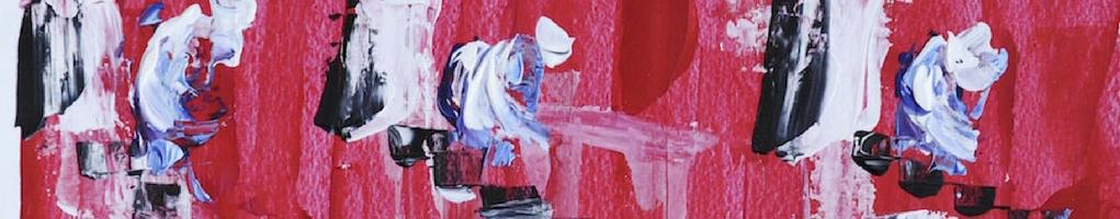 Pittura Marco Guzzini - raccontare