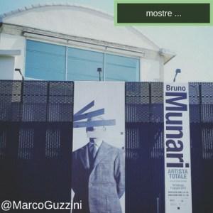 MEF Torino Mostra Bruno Munari