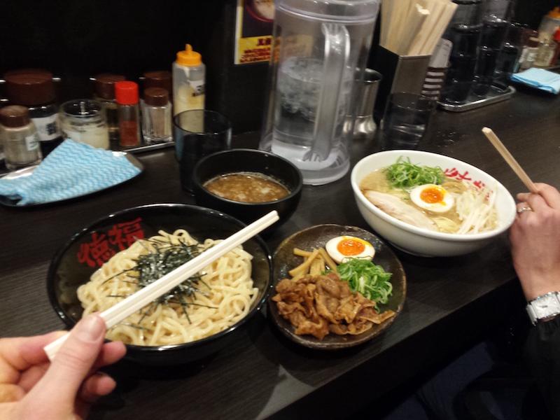 Ramen - Cena giapponese - fotografia