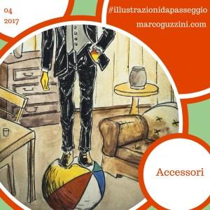 Presentazione illustrazione da Passeggio Accessori