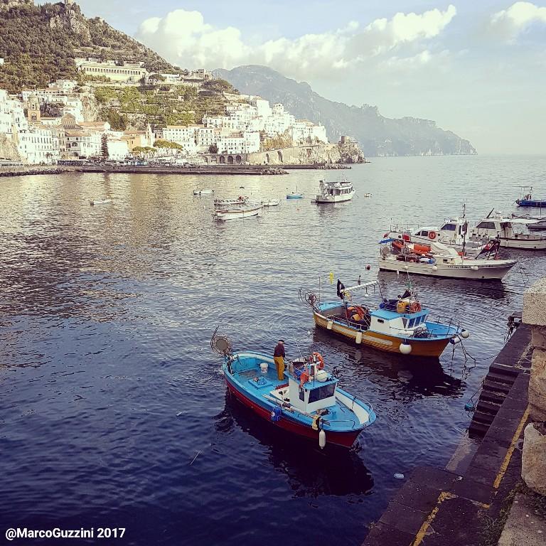 Costiera amalfitana - visitare amalfi
